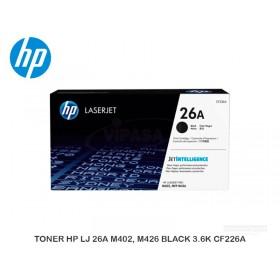 TONER HP LJ 26A M402, M426 BLACK 3.6K CF226A