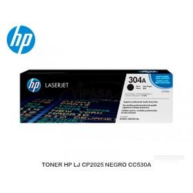 TONER HP LJ CP2025 NEGRO CC530A