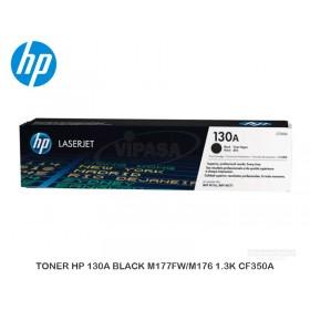 TONER HP 130A BLACK M177FW/M176 1.3K CF350A