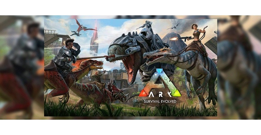 ARK Survival Evolved Gratis en Epic Games Store