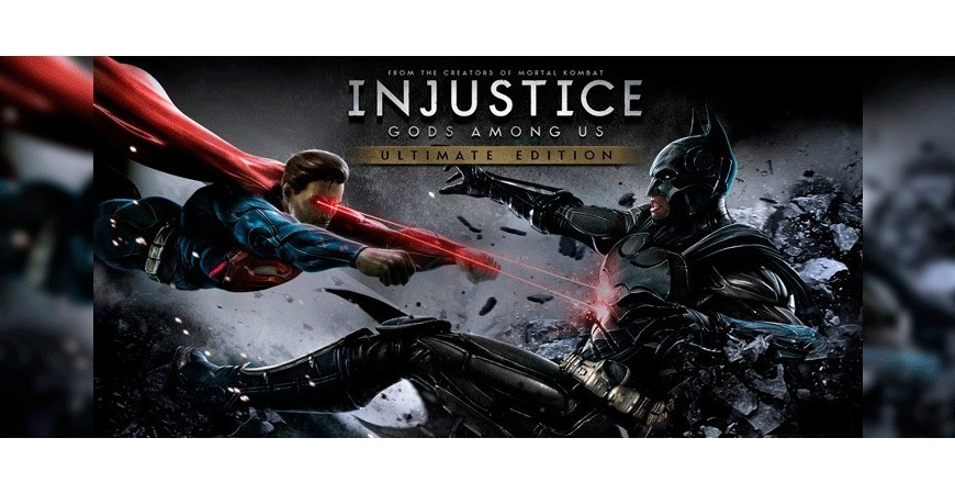 Juego gratis: Injustice Gods Among Us Ultimate edition
